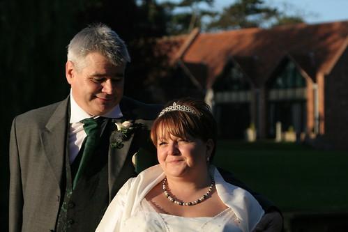 Mr and Mrs Stevenson