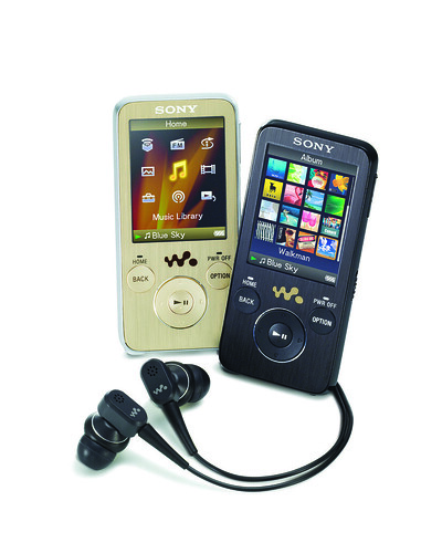 NWZ-S730 Series: Worlds First Noise Cancelling Portable Music Player