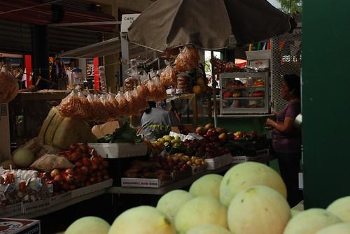 at the redland market