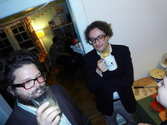 josh+noah. (stephiblu) Tags: november autumn party guests fun nj montclair 2008 autumnball autumnball2008 tichenortichenors