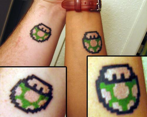 Geek Tattoos! (Group)