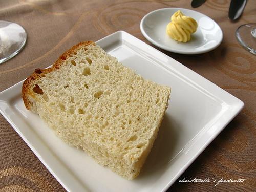 深坑葡萄樹莊園套餐麵包
