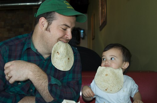Playing with Tortillas