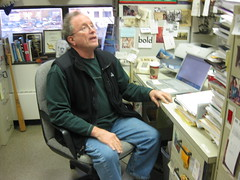 Bill Ayers' Office
