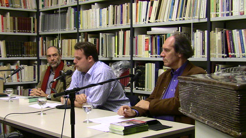 Wim van Rooy, Philippe De Backer, Rik Pinxten
