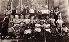 Kleuterklas Nieuwdorp, Zeeland 1947/1948