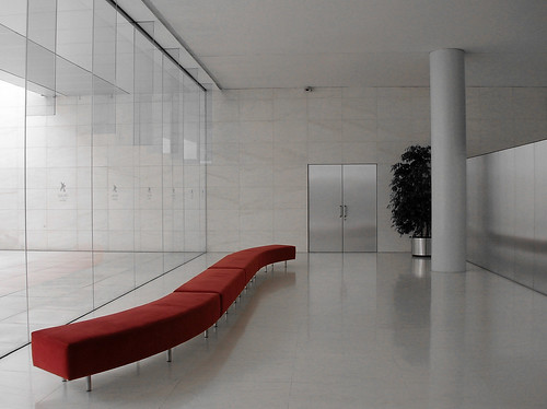 Foyer, Barcelona