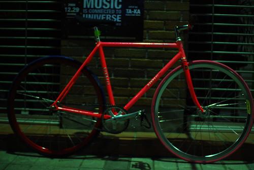 Mamoru`s bike《VIVALO》