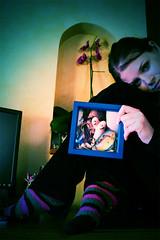 warm sockies.... (*Kristene) Tags: from two jenna love socks friend year picture 365 em futab feetuptakeabreak