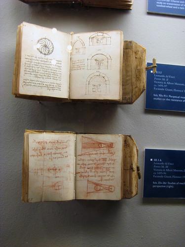 Leonardo da Vinci's Notebooks