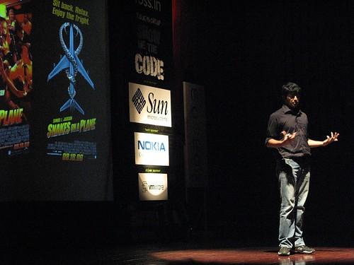 Kalyan Varma keynote