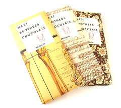Mast Brothers Chocolate Bars