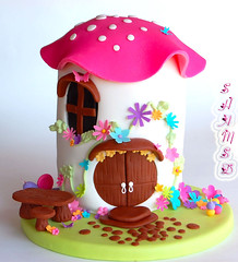 Toadstool House Cake (~Trs Chic Cupcakes by ShamsD~) Tags: door flowers cute window mushroom beautiful cake fairytale butterfly table southafrica fun nikon colours candy dragonfly snail bee caterpillar explore fantasy toadstool stools magical fondant pietermaritzburg enchanting childrenscake fondantcake noveltycake 3dcake shamsd proudlysouthafrica shamimadesai madeinsouthafrica fondantbutterfly fondantdragonfly fondantsnail fondantmushroom fondanttoadstool cakesfromsouthafrica cakesinpietermaritzburg