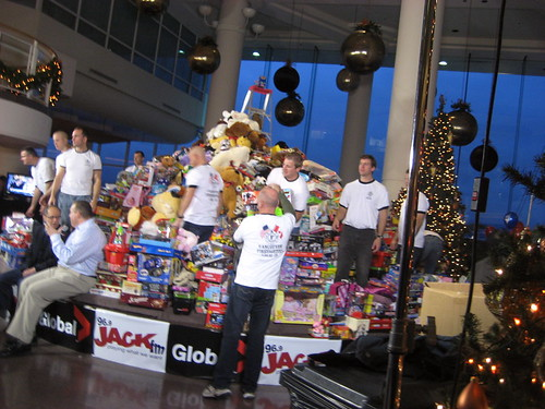 Pan Pacific Christmas Wish Breakfast & Toy Drive