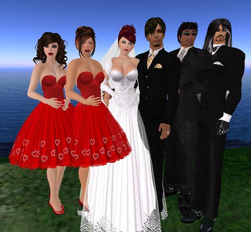 Sam & Bella's Wedding - Surprised?