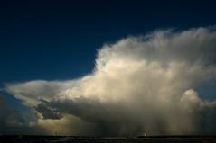 Storm Ahead ((Erik)) Tags: cloud lighthouse storm rain hail scheveningen explosion hdr oink bloemkool boooom 4xp wolkje stormahead ddd4 dolledokadonderdag dddbooster atillzbeauty