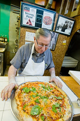DIFARA'S PIZZA - Domenico DeMarco (smoothdude) Tags: nyc brooklyn pizza midwood difaras foodphotography bestpizza domenicodemarco wwwdanielkriegercom famouspizza soetop50nyc