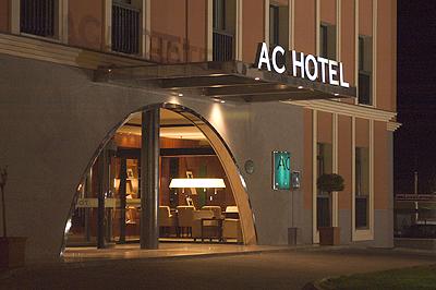 Rótulos Luminosos de AC Hoteles