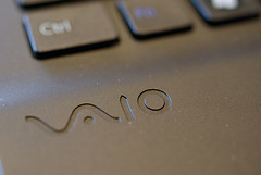 VAIO typeTT carved seal