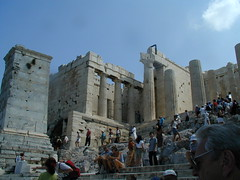 Propylaea on the Acropolis