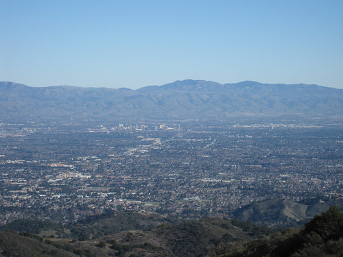 Mt. Hamilton & San Jose Downtown