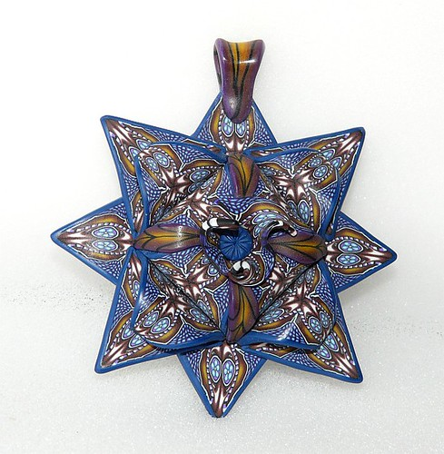 """New """"star"""" from the cane from Jana Benson workshop"""
