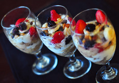 Bircher  Mesli (Zeetz Jones) Tags: breakfast muesli virgiethisiswhatyoumissedlastsunday