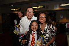 Happy Potter Family