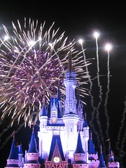 magic-kingdom-castle-fireworks-5