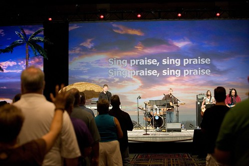 Sunday Praise and Worship