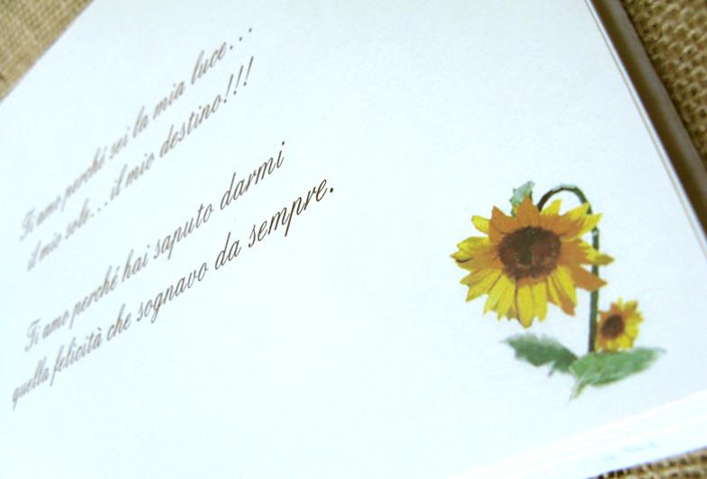 Guestbook Matrimonio Girasoli : The world s most recently posted photos of girasoli and wedding