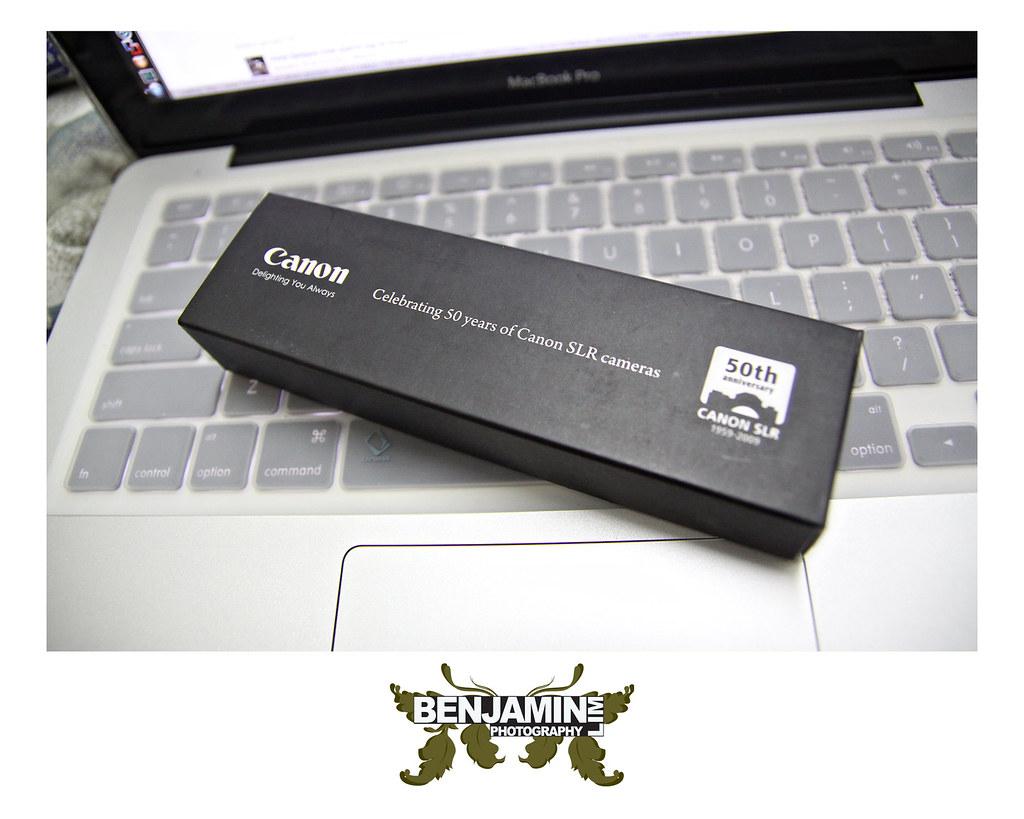 canon lens pen