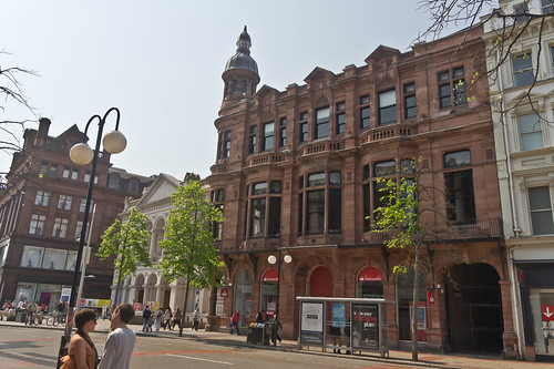 Belfast City - Royal Avenue (Santander Bank)