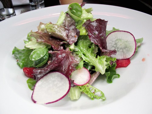 Strawberry & Radish Salad