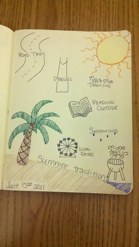 30 Day Journal Challenge (2011) - Prompt 5 by kaylasoukie