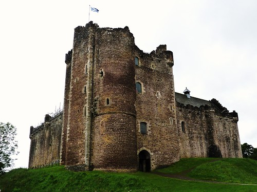 Doune Castle, Stirling