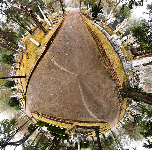 Glenwood Cemetery Planet