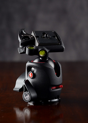 Manfrotto 054 Magnesium Ball Head