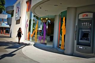 UMe Credit Union. Magnolia Park, Burbank Calif.