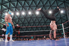 IMG_5108 (Black Terry Jr) Tags: puerto blood wrestling hardcore caras lucha libre aaa sangre wwe mil guerrero mascaras wwl carlito dtu cmll masl