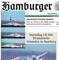 (c) Hamburger Abendblatt, zeigt Titelseite des HA vom 3.3.2008