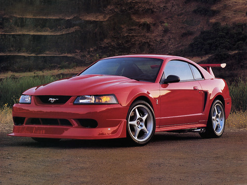 Muscle Cars Ford Mustang Cobra