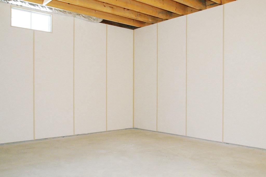 ZenWall waterproof basement wall paneling