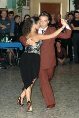 Tangoy: Nicoletta Pregnolato e Alberto Bersini. (rogimmi) Tags: italia milano danza tango ballo tangoargentino argentino milonga tangoy