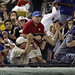 Foul Ball(s)! [Pic... ouch.]