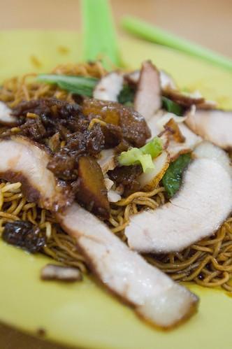 Char Siew Wanton Mee