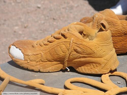 Zapatilla del Inca