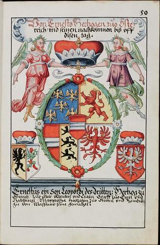 Wappenbuch des Hans Ulrich Fisch j