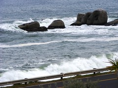View from the dining room porch (madamjujujive) Tags: southafrica capetown twelveapostles