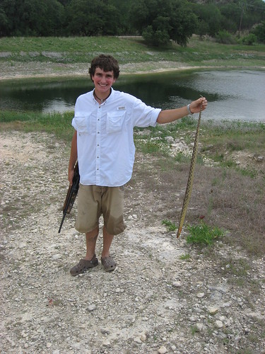 Robbie the Snake Hunter 2